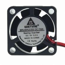 1pcs/lot DC 5V 2pin 2510s 25 x 25 x 10mm 25MM Processor Cooling Mini Fan Cooler