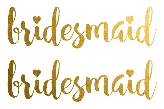 chicinlife bride bridesmaid temporary tattoo bachelorette hen night party gift flash tattoo wedding bridal shower decoration in party diy decorations from