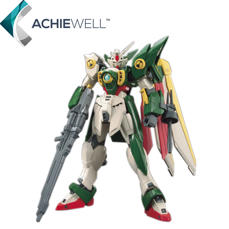 HuiYan HG 1:144 Wing Gundam Fenice Action Figure Assembly Model For Adult Gift Japan Anime Collection Toys Dolls