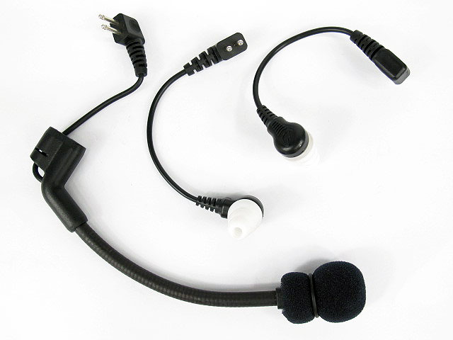 Radio Communication Gear Z Tactical Comtac IV Style Tactical Headset Dark Earth