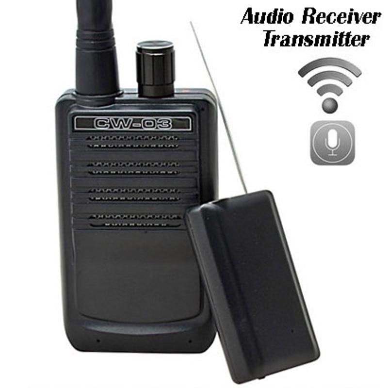 One way Wireless Audio Transmitter Wireless Receiver Audio Sound transmission adapter