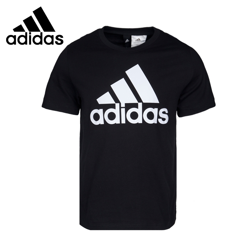 Original New Arrival 2018 Adidas  Men's T-shirts  short sleeve Sportswear
