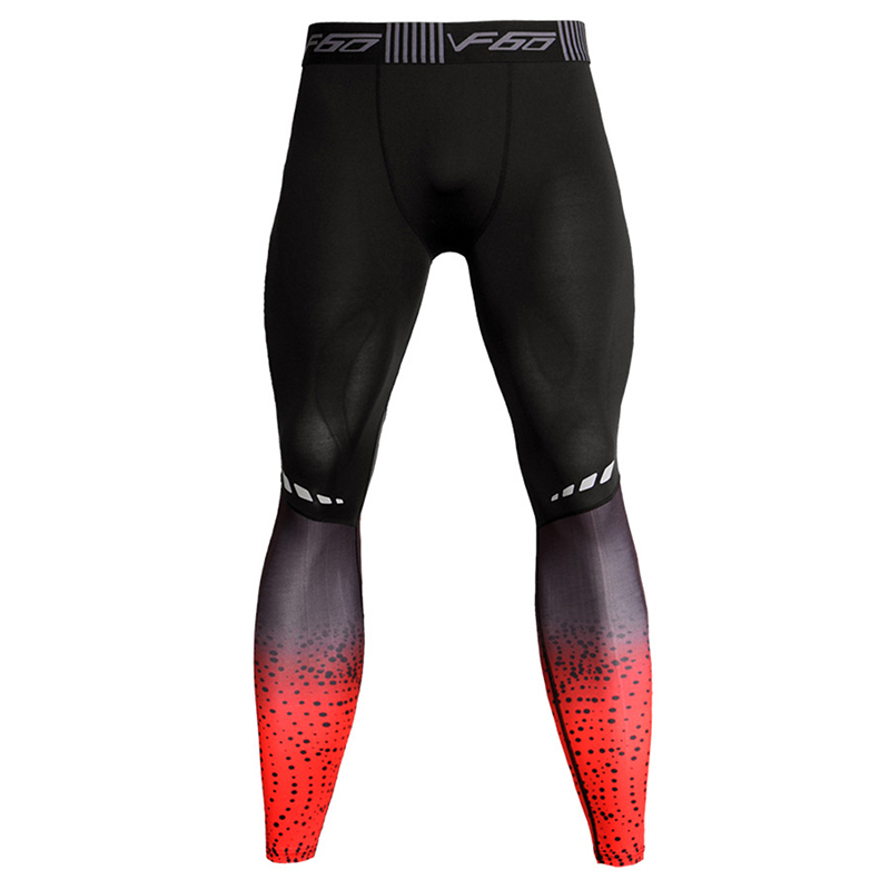 Running Compression Pants Tights Men Sports Leggings Fitness Sportswear Long Trousers Gym Training Pants Skinny Leggins Hombre 3