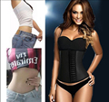 2016 Corsets100 % Látex Cincher Cintura Mulheres Hot Shapers Do Corpo Fajas Shapewear Plus Size 6X De Borracha Bodysuit Emagrecimento