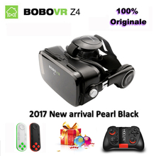 Originale bobovr Z4 VR Гарнитура 3D очки виртуальной реальности VR очки gear Bobo Z4 мини за 4.7-6.2 дюймов смартфон