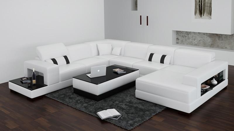 Emejing Moderne Wohnzimmer Couch Pictures - House Design Ideas - couchgarnitur wohnzimmer pictures