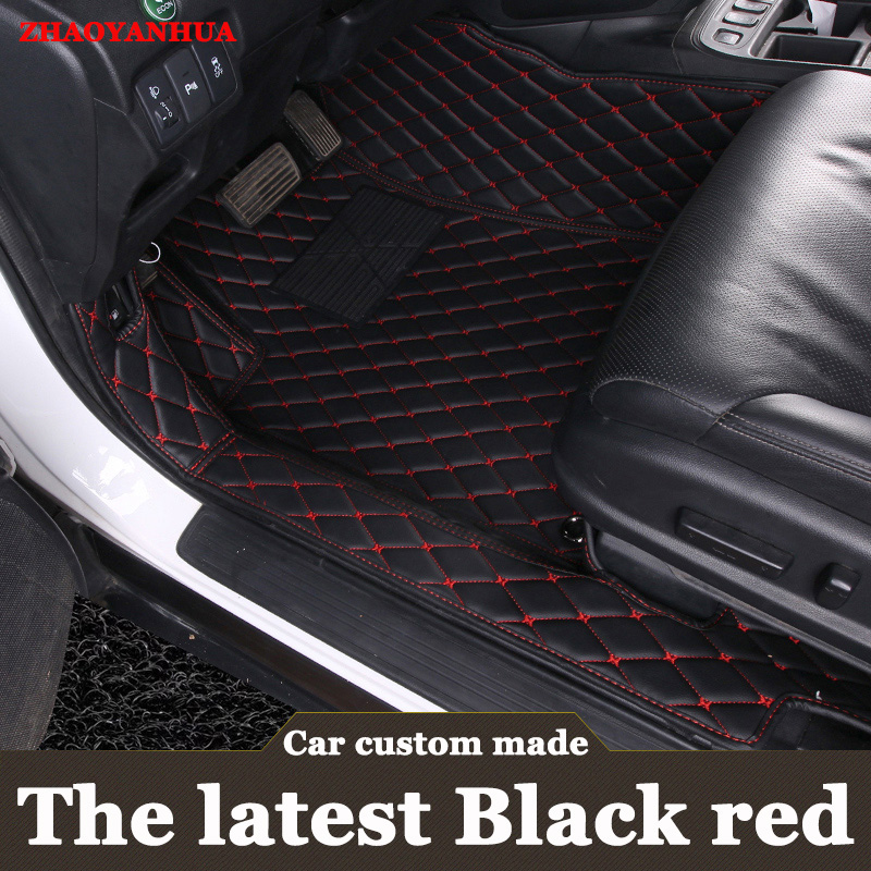 ZHAOYANHUA Custom Fit Car Floor Mats For Chevrolet Cruze