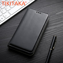 Magnetic Business Leather Wallet Phone Bag Cases For iPhone 7 7Plus For iPhone X 8 7 Plus Case Flip Mobile Cover Protector shell(China)