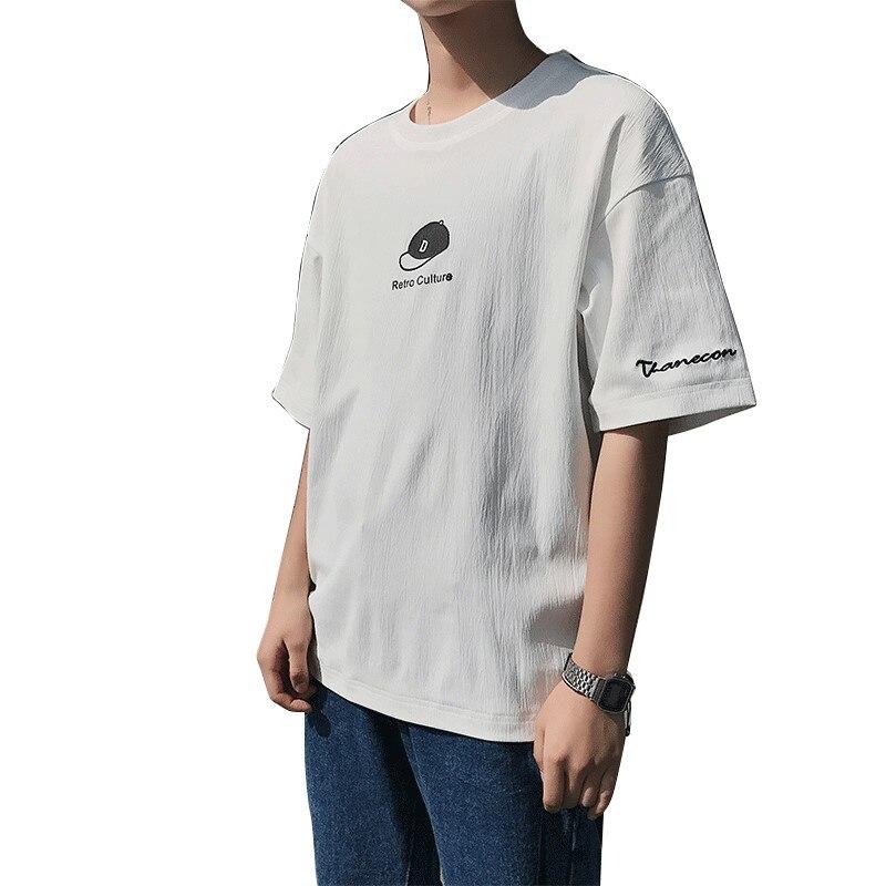 Bormandick 2018 T-Shirt Fashion Casual Sweatshirt O-neck Hip Pop Men's T Shirt Summer Short Sleeve Men Clothing KXP18 C03-25
