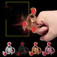 The Latest Edition Unloaded Hand Spinner Aluminium Alloy EDC Fidget Spinner Increase Focus Keep Hands Busy Stress Toys