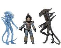 18CM Alien NECA 11th Battle Alien Xenomorph Lambert Figurine Dolls Toys PVC Action Figure Collectible Model Toy
