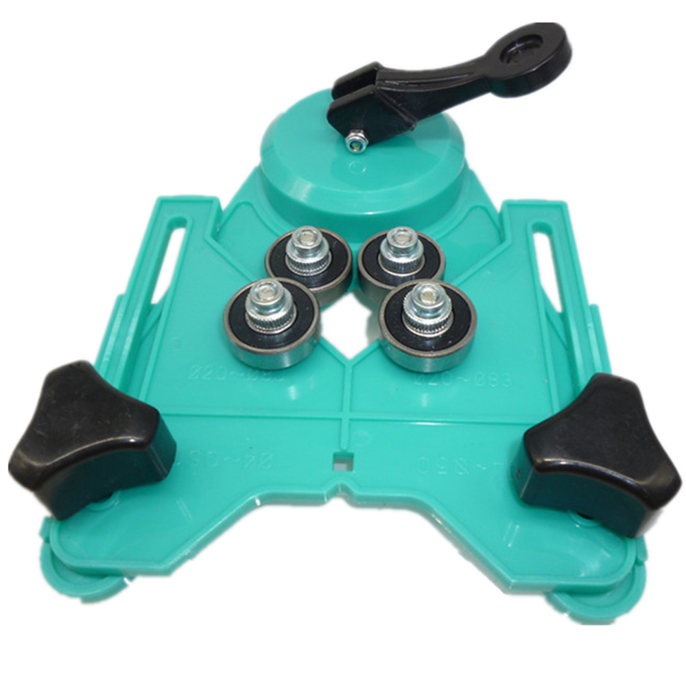 Adjustable Ceramic Tile Glass Hole Saw Cutter Guide