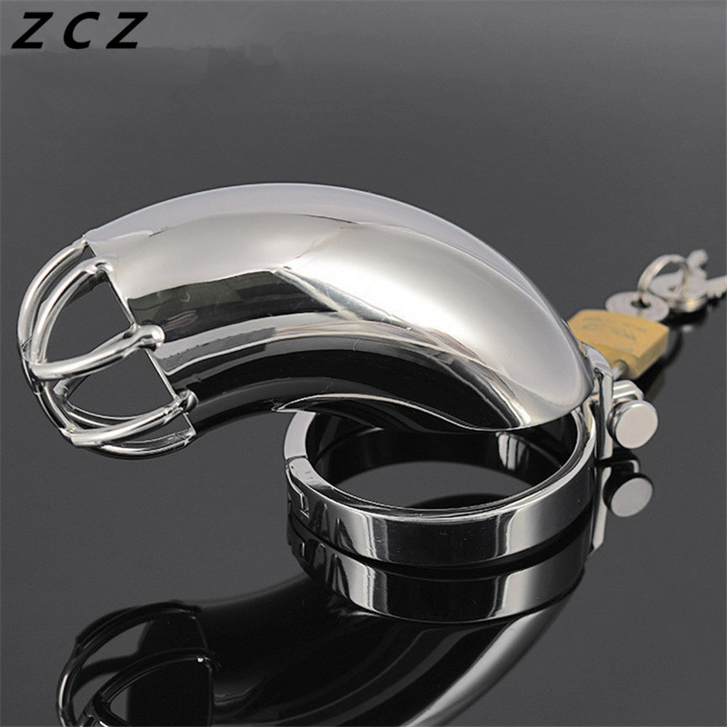 ZCZ Lock for men penis plug urethral sound stimulate masturbation man toys sex products toy WQ754