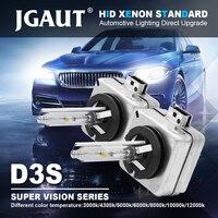 JGAUT 2 шт. ксеноновая лампа для автомобильной фары реветь 3000 К-12000 К D1S D1R D2S D2R D3S D4S D4R фары реветь комплект 12 В противотуманных фар DXL 35 Вт 55 Вт 12 В