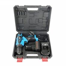 KALAIDUN 25V Electric Drill Mobile Power Tools Electric font b Screwdriver b font Lithium Battery Cordless