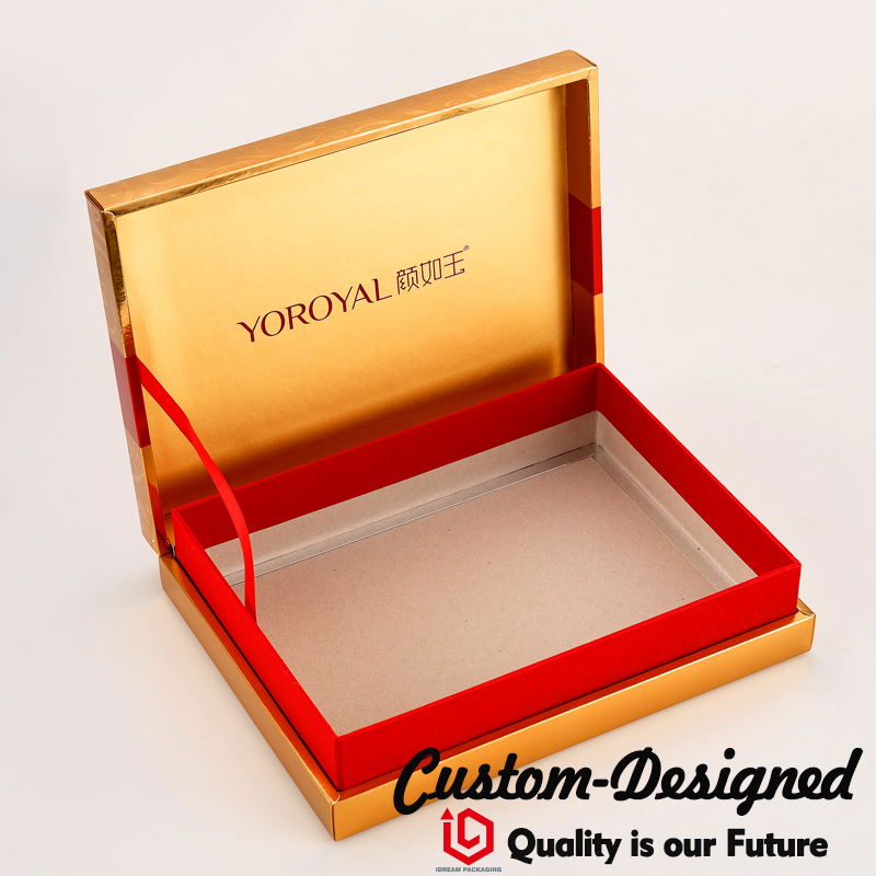 simple design wedding jewel gift box, luxury paper box for jewely
