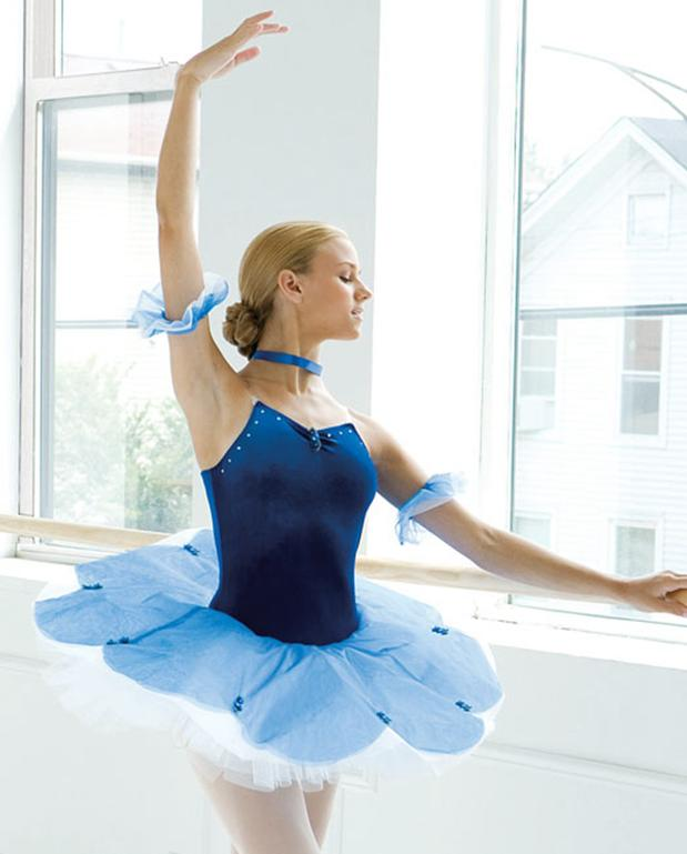 New Type Blue Ballet Tutu Dress Adult Ballerina Costumes Professional Ballet Tutus Ballerina Dress Kids Giselle