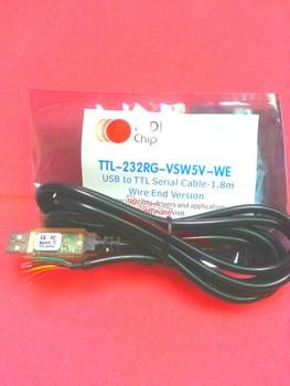 For TTL-232RG-VSW5V-WE FTDI data line USB Embedded Serial Wire End 5V
