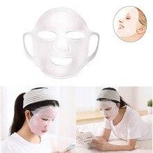 1 PC reutilizable máscara facial soporte para máscara facial vapor evita la evaporación Control hidratante FD