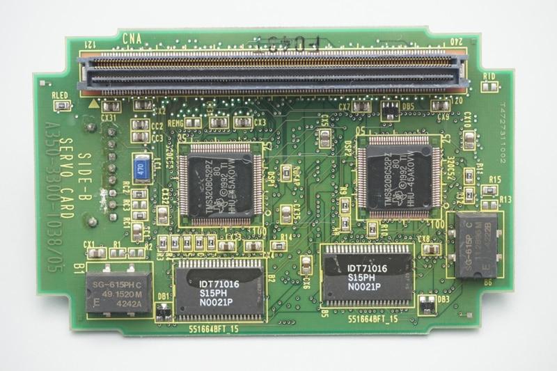 Fanuc axis card A20B-3300-0032 pcb board for 100% testedFanuc axis card A20B-3300-0032 pcb board for 100% tested