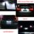 Módulo SMD Número LED License Plate Luz para Opel Vauxhall Astra J Sports Tourer Estate Zafira Tourer C