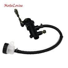 цены Motolovee Motorcycle Brake Pump for Honda CBR250 VT250 CB400 VTEC I II III CBR400 VFR400 Modify Refit Brake Pump