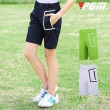 PGM/Летняя одежда; дышащие детские шорты; шорты в полоску с принтом для мальчиков; одежда для гольфа; Спортивные Повседневные спортивные штаны; быстросохнущие