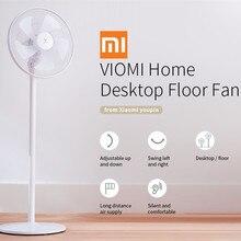 Xiaomi VIOMI Home Desktop Floor Fan Natual Wind Vertical 3 Adjustment Mechanical Floor Standing Fan Air Conditioner For Home