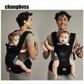 Модный летний дышащий Детский рюкзак-кенгуру для малышей  держатель для детей 0-36 месяцев  детский слинг-Хипсит  mochila portabebe