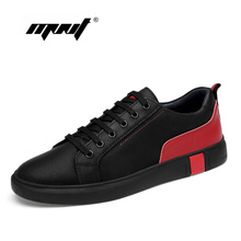 Купить с кэшбэком New Style Men Shoes, High Quality Men Casual Flats Shoes Sneakers, Lace Up Outdoor Casual Shoes Men Dropshipping