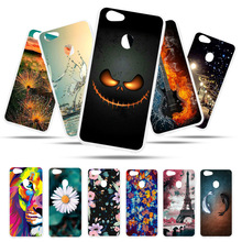 Bolomboy Painted Case For OPPO F5 Case Silicone Soft TPU Cases For Oppo A73 Youth F5 Plus Cover Wildflowers Cute Animal Bags