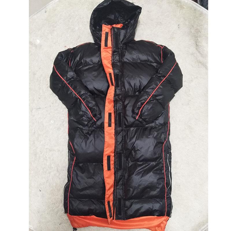 Lâche Coton Chaud Zipper Femelle Long Taille 2019 Coréenne Black Lumineux Femme La Plus Outwear Veste 878 Épais Hiver Matelassé Parka Manteau AgBg0FOnwq