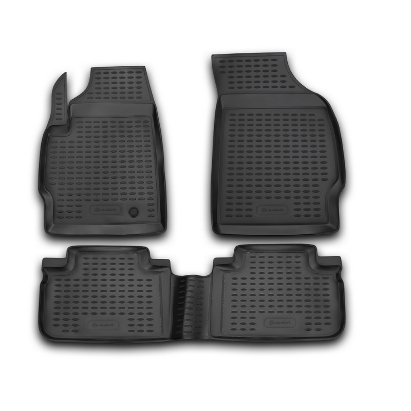 Mats in the salon For Ford Escape 2007->, 3 PCs (polyurethane) tcrt5000 reflective infrared sensor photoelectric switches 10 pcs