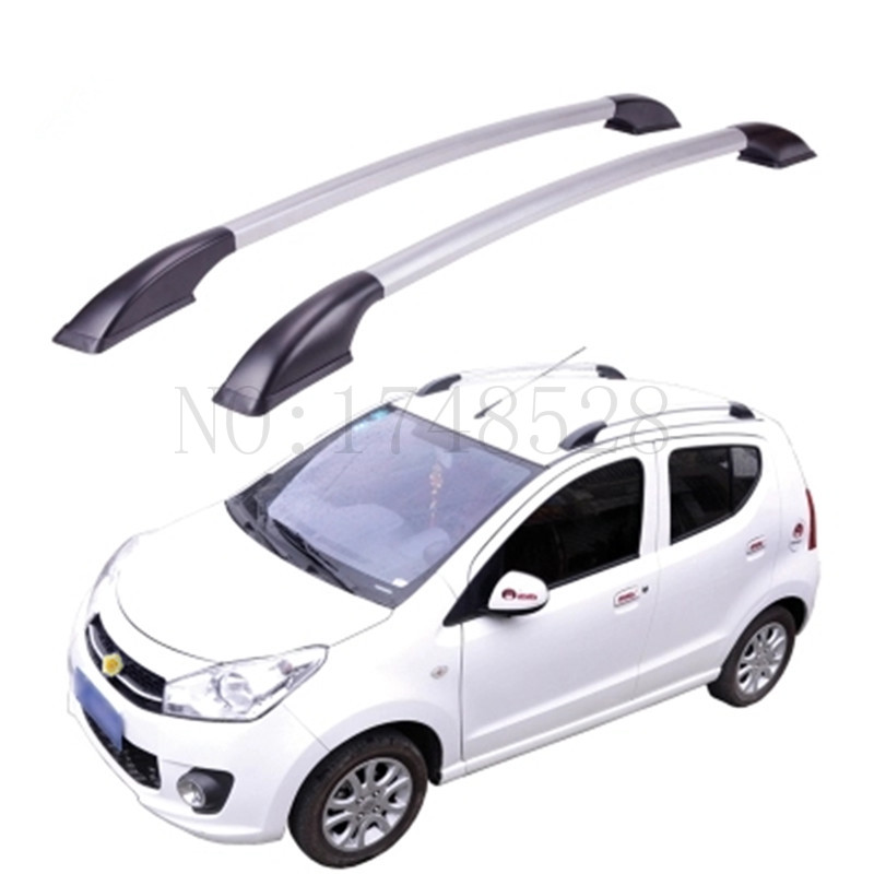 Auto parts Refitting the roof rack of aluminum alloy luggage rack for Suzuki new alto 1.3M Accessories