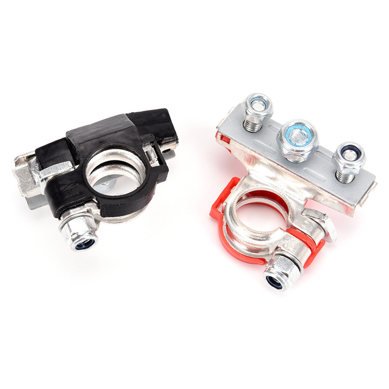 12V Quick Release Battery Clamps Car Battery Terminal Connector Battery цены