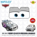 car accessories Cartoon Cars, front window sunshade Foils Windshield Visor Cover UV Protect Car window Film sun shade DC-54