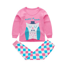 Cotton Pajamas for Girls with Cute Prints