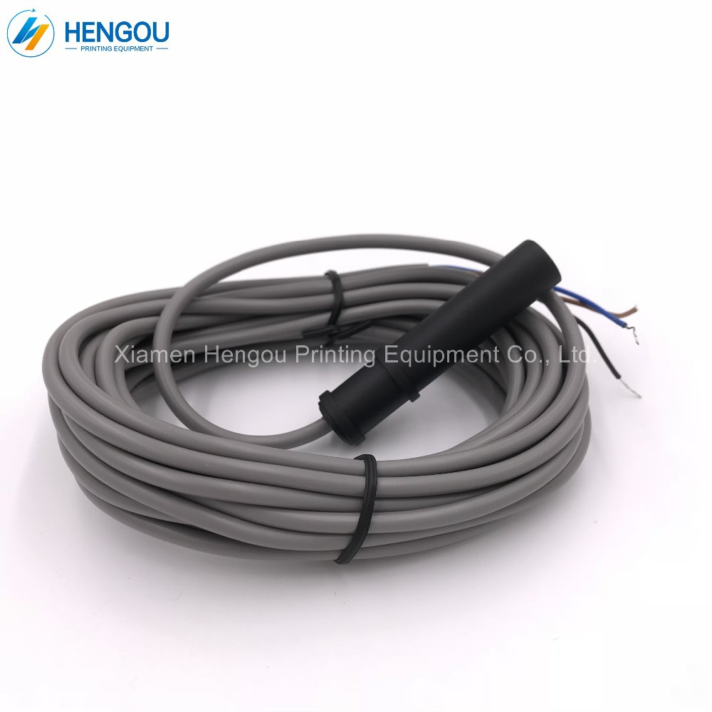 2 pieces free shipping heidelberg sensor M2.198.1563/06 for SM102 CD102 SM74 PM74 printing machine, pelton sensor M2.198.1563 цена