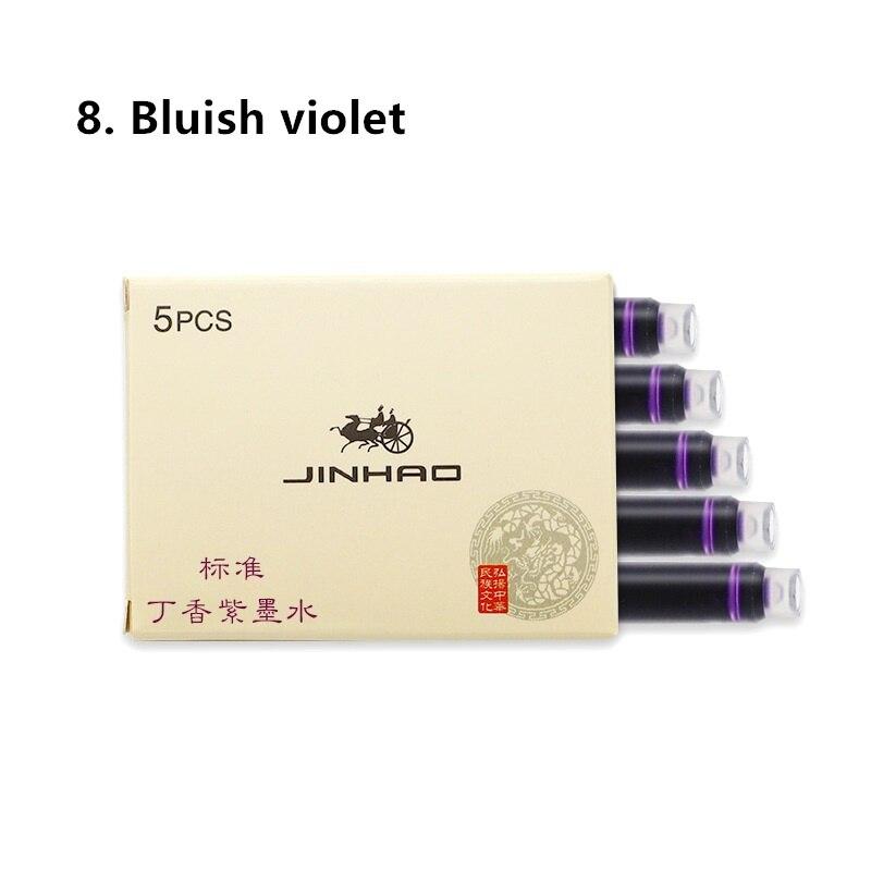 -8 bluish violet