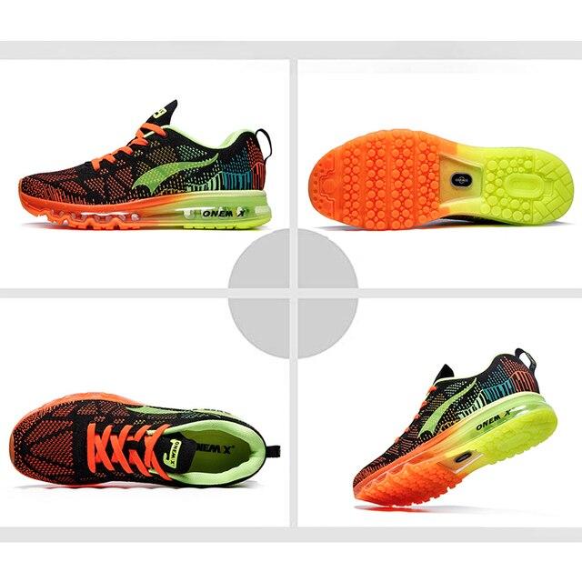 ONEMIX Air chaussures de course pour hommes 97 maille respirante athlétique en plein Air Jogging baskets