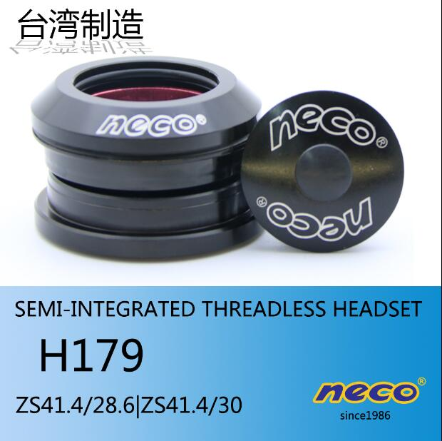 Neco Headsets Semi integrated Threadle for ZS41 41 4 41 5 41 8mm 28 6 30