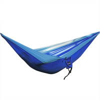 Portable Outdoor Hammock Garden Camping Sports Home Travel garden Hang Bed Double Person Leisure Travel Sleeping Bag Hammock