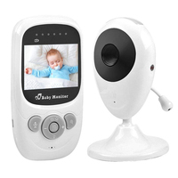 Portable Audio Video Security Bebe Child Baby Monitor Kids Monitoring Camera Night Vision Babyphone Niania elektroniczna Babycam