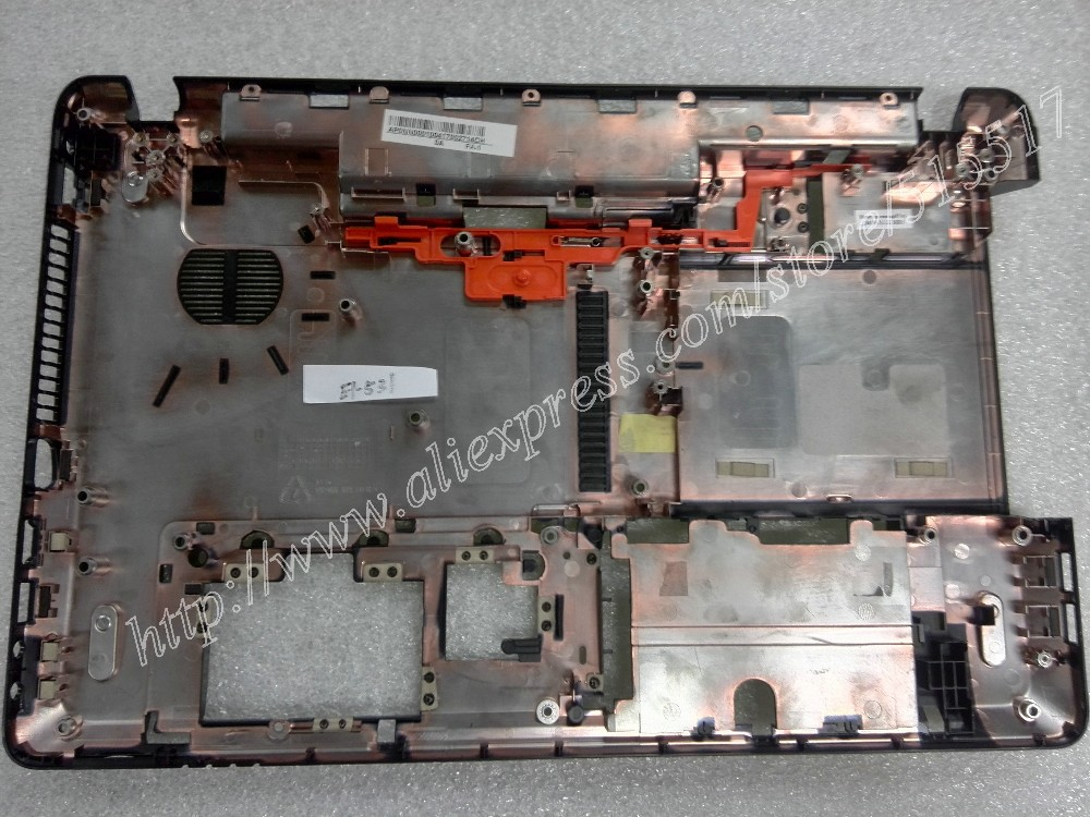 New Assembly BOTTOM CASE For Acer Aspire E1-521 E1-531 E1-571 NV55S NV57H Bottom Cover AP0NN0001 under Base