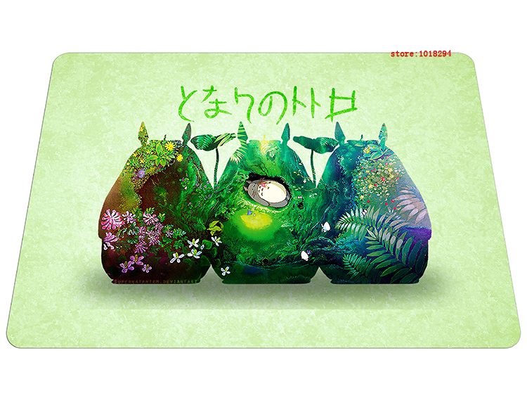 Totoro mouse pad Mass pattern pad to mouse notbook computer mousepad Popular gaming padmouse gamer to