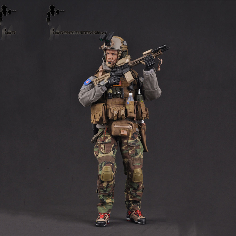 1/6 MARSOC US Marine Corps Special Operations Group 73001 Action Figures Full Set Figures mtr marine 3 6 bms