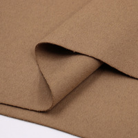10 Cashmere Double Faced Cashmere Fabric Autumn Winter Woolen Coat Fabrics 790gsm 10 Cashmere 70 Wool