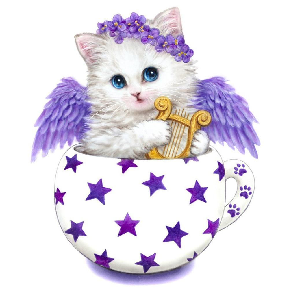 Resultado de imagen para cat angel