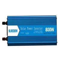 Comprar Inversor Solar de 800W puro inversor Sinusoidal multifuncional de viaje de Control de la fuente de