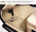 Sin olor impermeable XPE antideslizante envolvente completo esteras del piso del coche para Mitsubishi ASX OUTLANDER Lancer Galant Grandis Pajero Sport